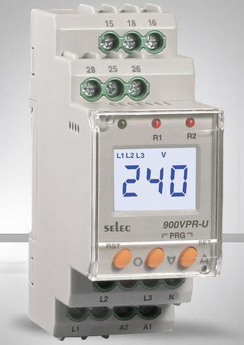 Selec EM2M-1P-C-100A Energy Meter