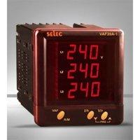 Selec VAF39A-1-230V Digital Panel Meter