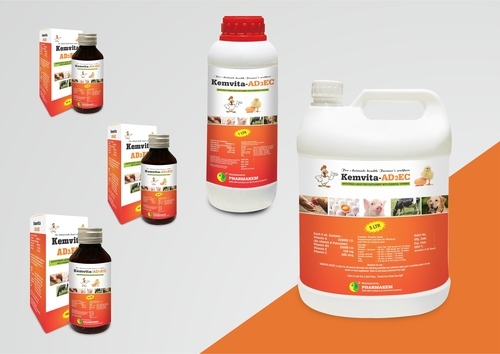 Vitamin Liquid Feed Supplement