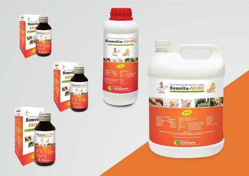 Vitamin Liquid Feed Supplement
