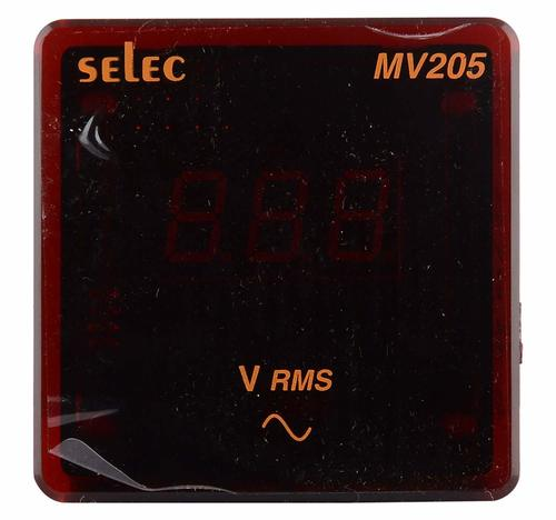 Selec MV205 digital Panel Meter