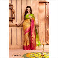 Fancy Kota Silk Saree