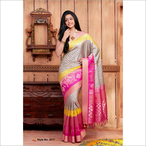 Fancy Kota silk Sarees