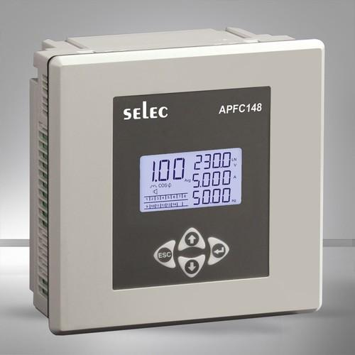 Selec APFC148-312-90/550V Power Factor Controllers