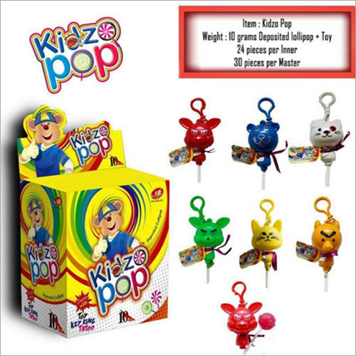 Kidzo Pop Toy Candy