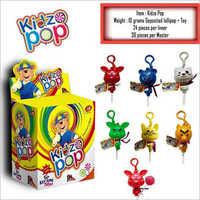 Kidzo Pop Toy Candy