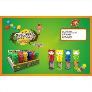 Mint And Sauf Toy Candy