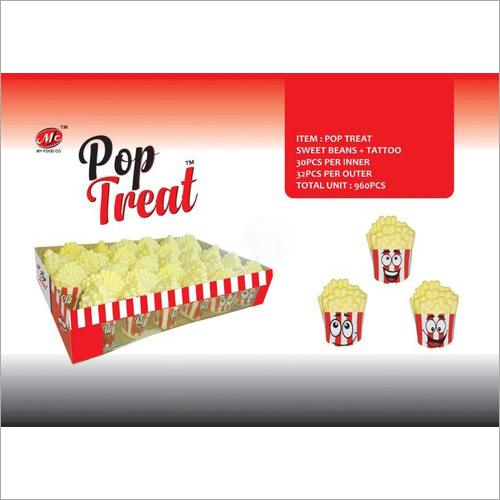 Popcorn Sweet Toy Candy