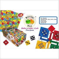 Dice Toy Sweet Candy