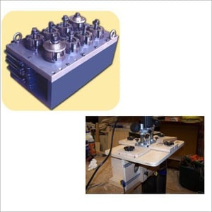 Automobile Jig And Fixture
