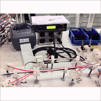 Wire Harness Continuity Testing Fixture