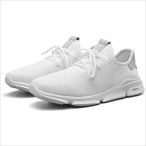 White Sports Shoes