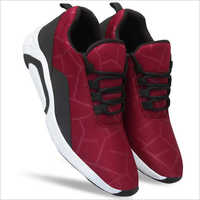 Red Sports Shoes