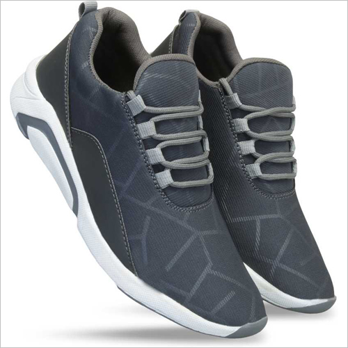 Grey Sports Shoes