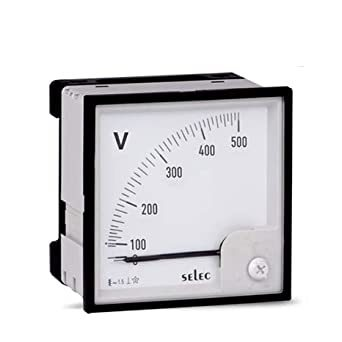 Selec AM-V-2-L Analog Meter