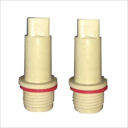 4 Pel Ivory Long Plug