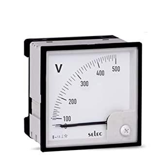 Selec AM-I-2-5A-6S-WD Analog Meter