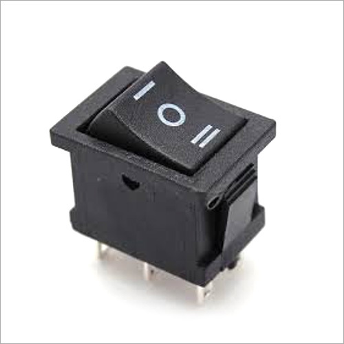 6 Pin DPDT Mini Rocker Switch
