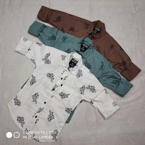 Kids Designer Shirts