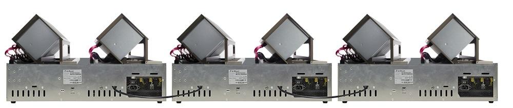 1:15 CRU HDD Duplicator and Sanitizer(MTC1600-H CRU)
