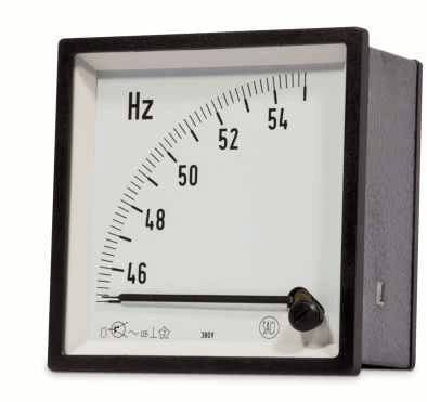 Selec AM-I-D-2-80A Analog Meter
