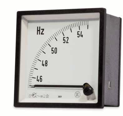 Selec AM-Hz-3-45-65-440V Analog Meter