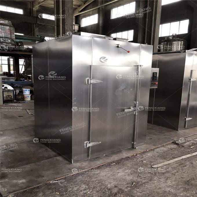 CT-C-I Single Door Hot Air Circulation heating Drying Oven Vegetable drying Machine