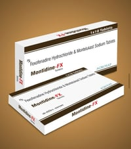 Montidine FX Tablets