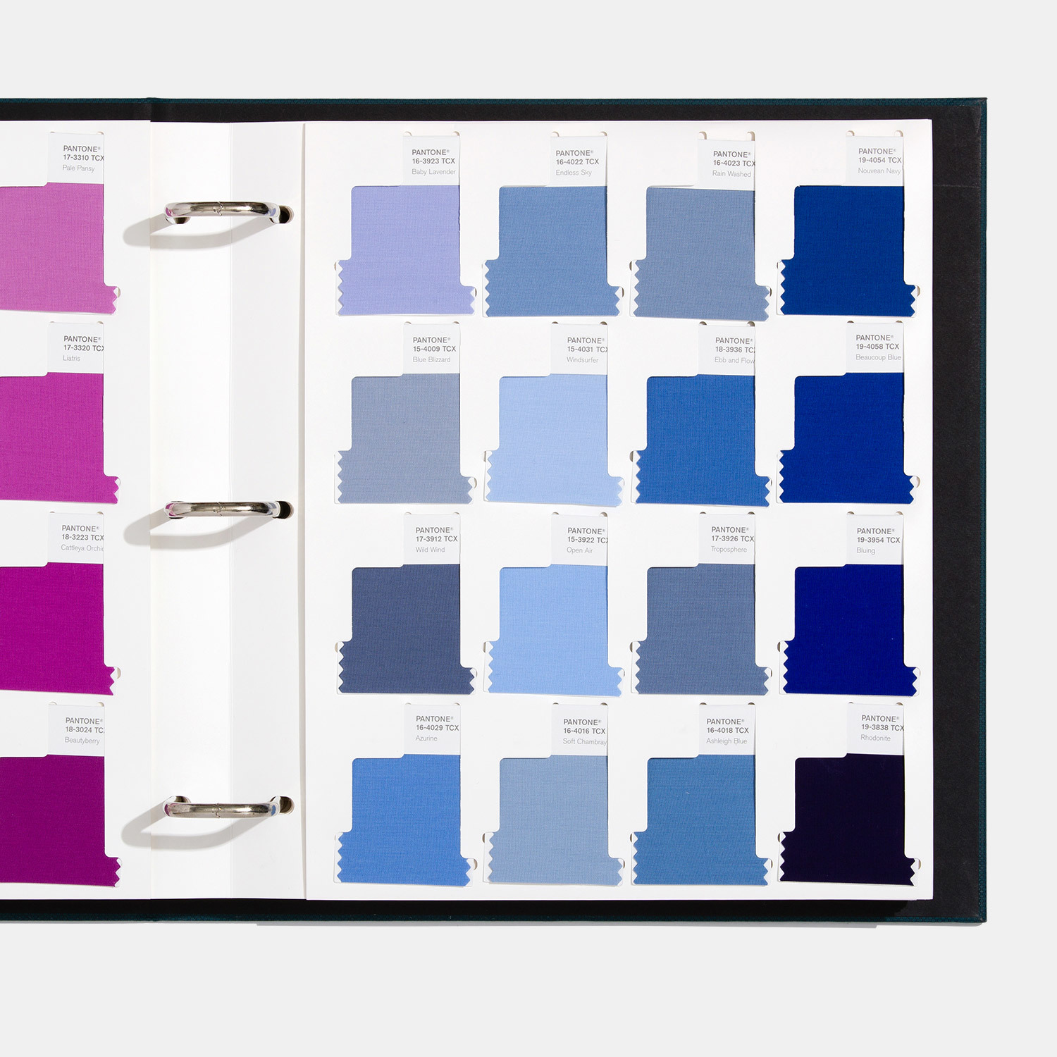 Fashion, Home + Interiors Cotton Swatch Library Supplement