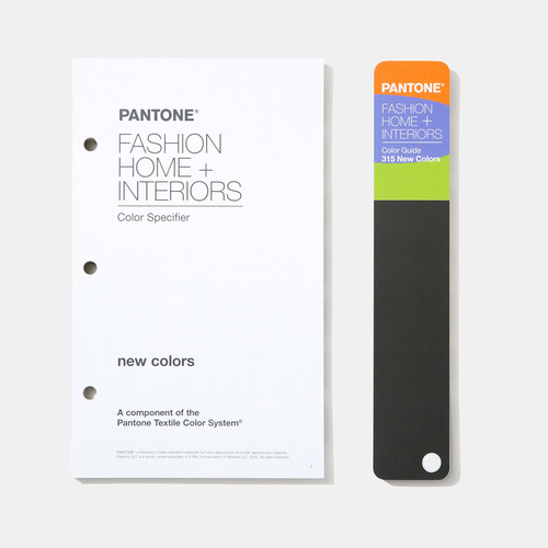 Fashion, Home + Interiors Color Specifier & Color Guide Supplement