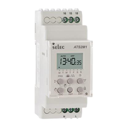 Selec ATS2M1-1-16A- 230V-CE Timer Switch