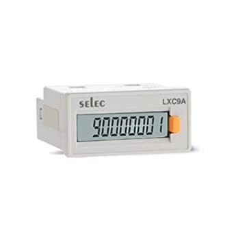 Selec LXC900A-X Digital Counter & Rate Indicator
