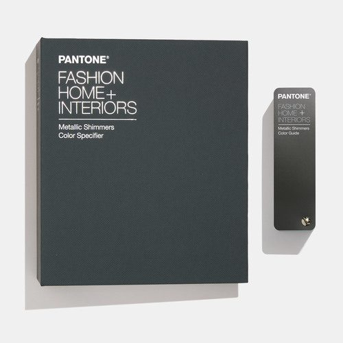 FHI Metallic Shimmers Color Specifier and Guide Set