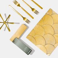 Fashion, Home + Interiors (FHI) Metallic Shimmers Color Guide