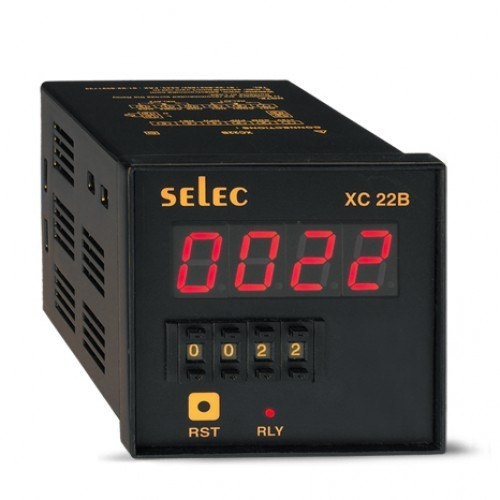 Selec XC22B-4-230 Digital Counter & rate Indicator