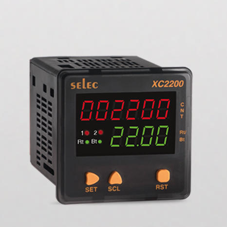 Selec XC2200 Digital Counter & Rate Indicator