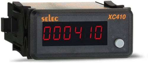 Selec XC410A-1-230 Digital Counter & Rate Indicator