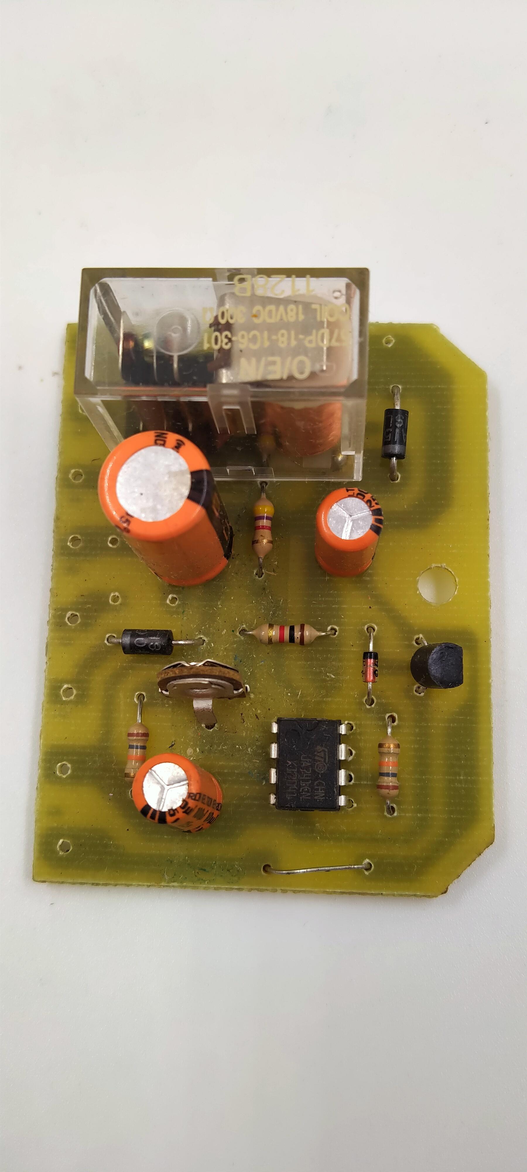 PCB Assembly SPS-HS409
