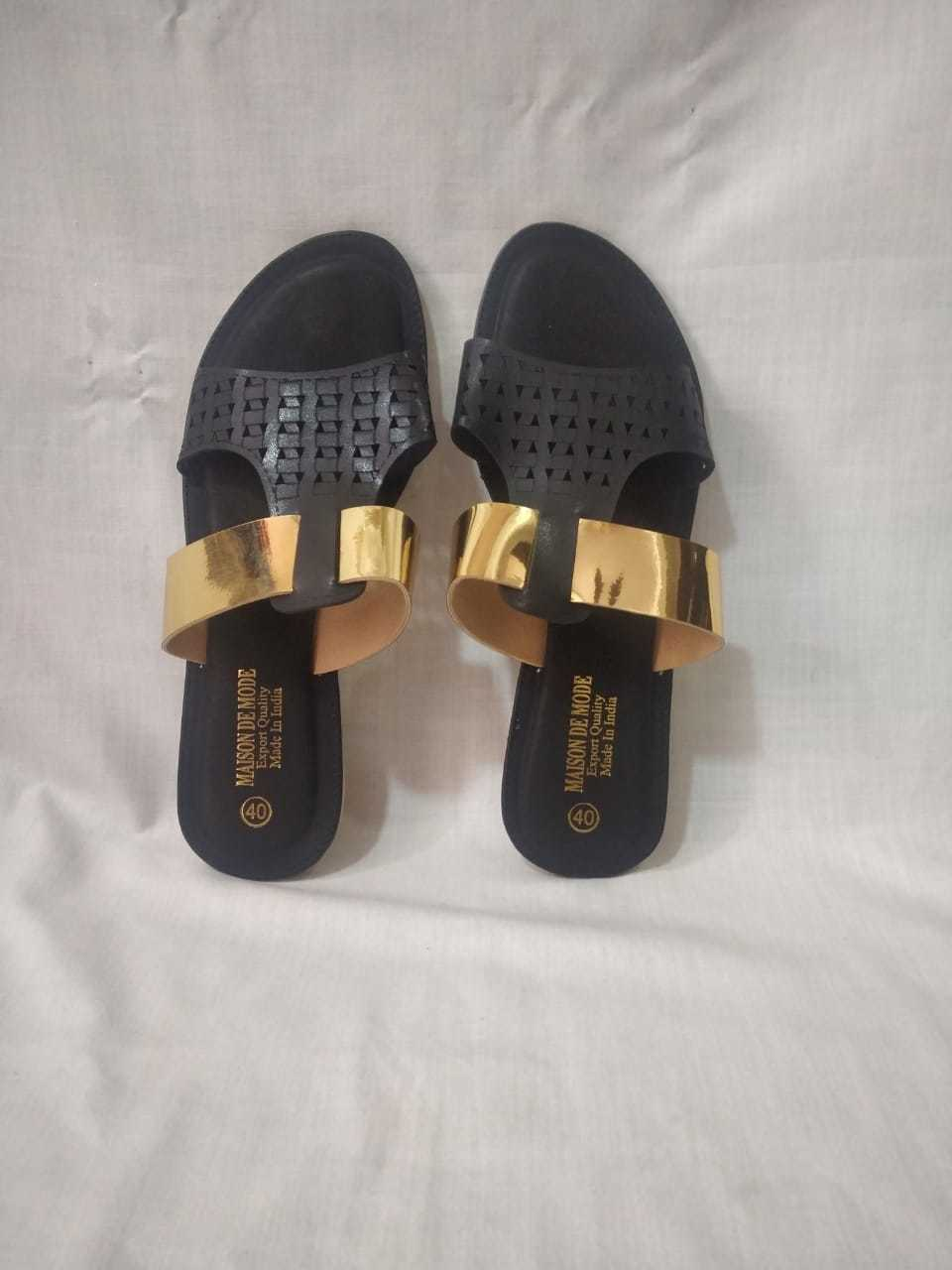 Casual Synthetic Chappal