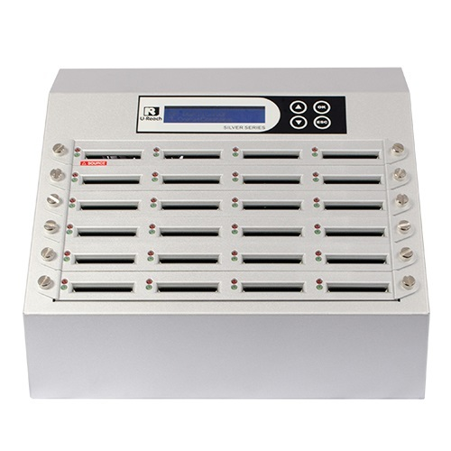 Intelligent 9 Silver Series -  1 to 23 CF Duplicator and Sanitizer (CF924S)