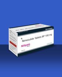 Nimesulide Tablets BP 100 mg