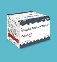 Ofloxacin and ornidazole Tablets Ip