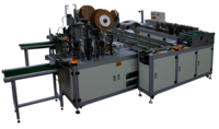 Full Automatic Non Woven Disposable Mask Making Machine