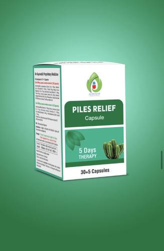 Piles relief capsules
