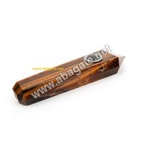 Tiger Eye Smoking Pipe