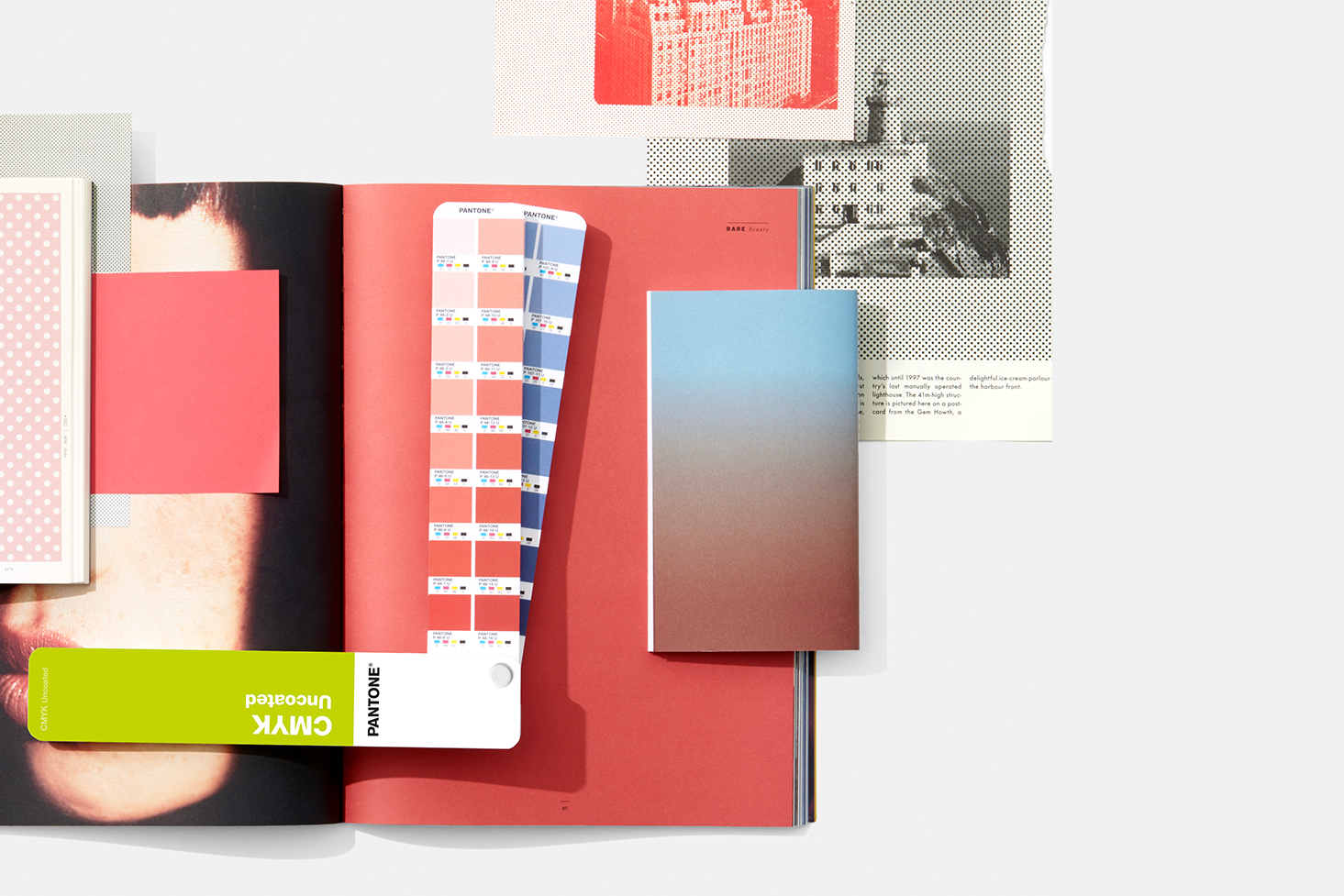 CMYK Guide   Coated & Uncoated