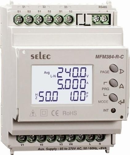 Selec SMRD4M1-2-U-CE Digital Counter & Rate Indicator
