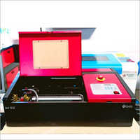 Co2 Mini Laser Engraver And Cutting Machine300mmx200mm