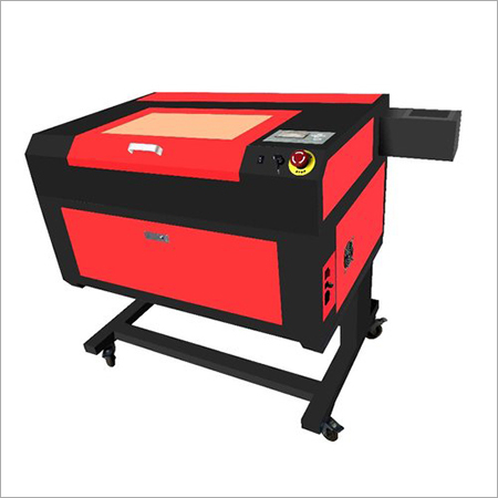 Acrylic Laser Engraving And Cutting Machine 500mmX300mm