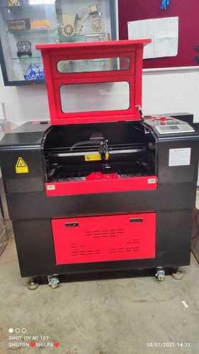 EC 6.4 MarkSys Laser Engraver